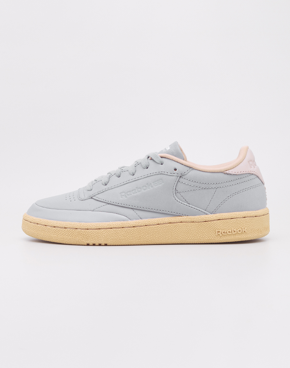 Reebok Club C 85 Tin Grey  Sahara  White 37