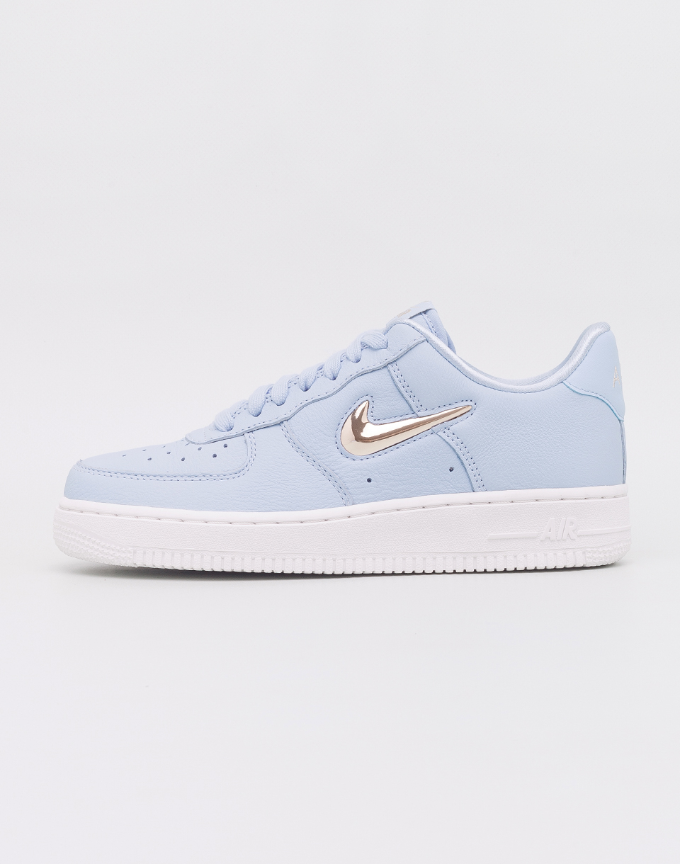Nike Air Force 1  07 Premium LX Royal Tint  Metallic Gold Star  Summit White 40 5