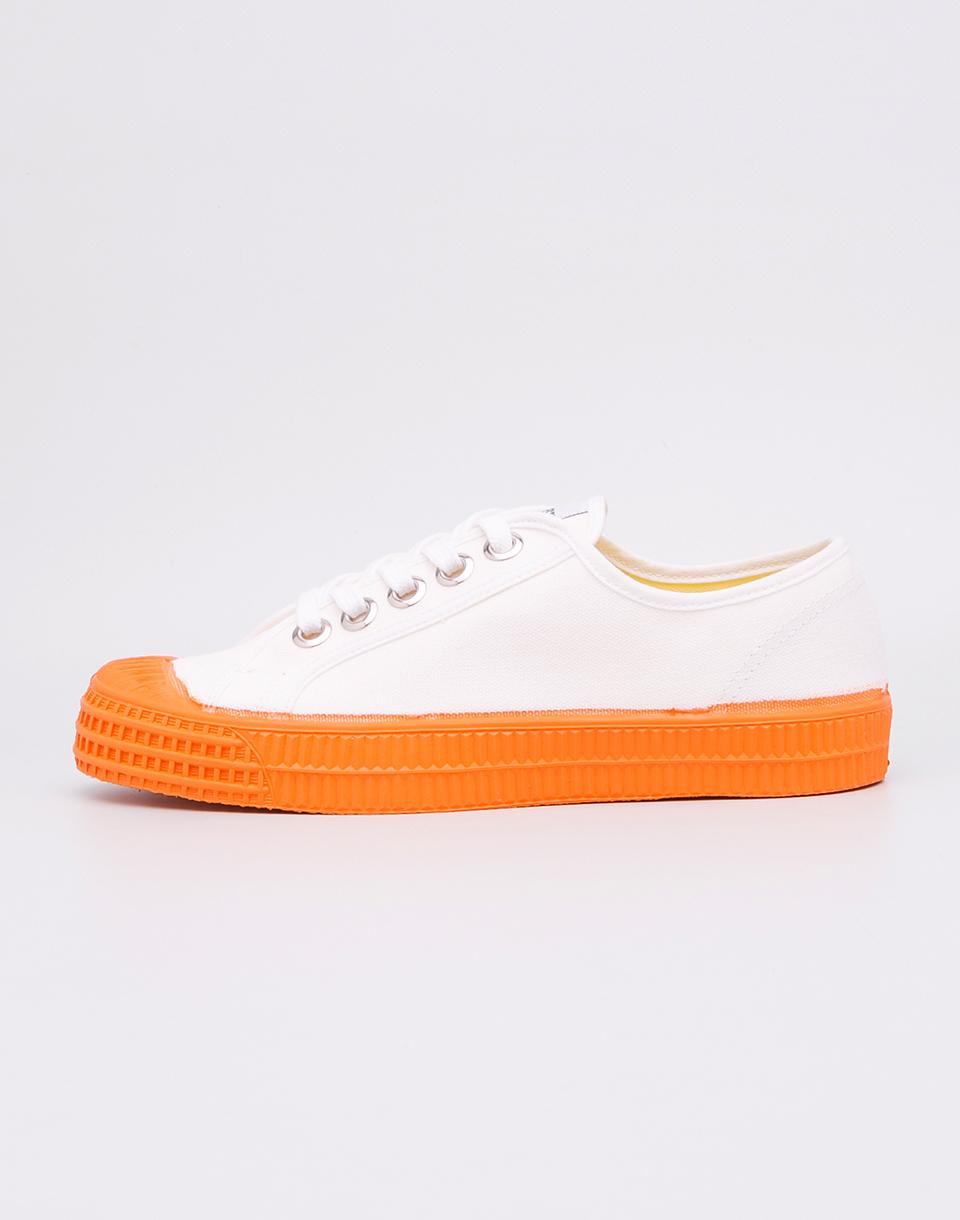 Novesta Star Master Color Sole White/Orange 36