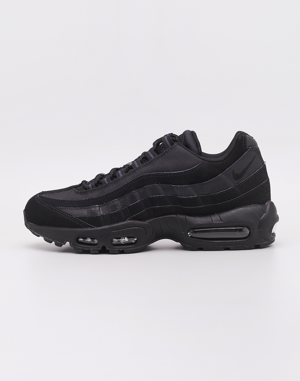 Nike Air Max  95 Black   Black   Anthracite 41