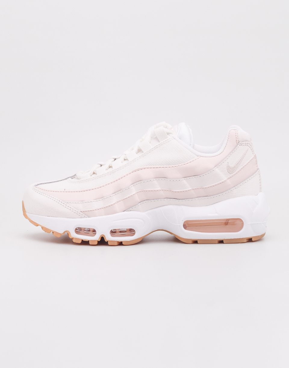 Nike Air Max 95 Sail  Gauava Ice   Gum Light Brown   White 36