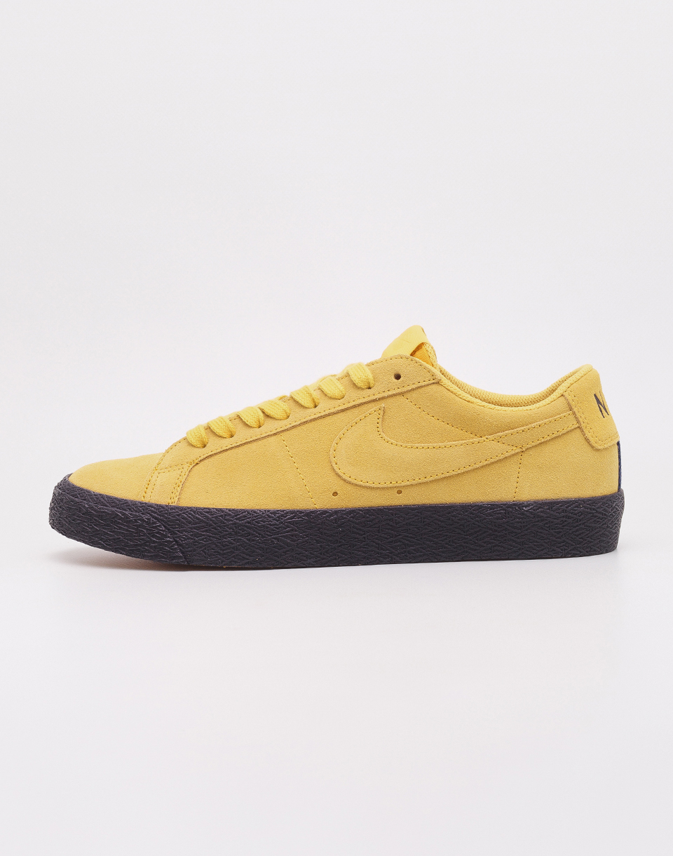 Nike SB Zoom Blazer Low Yellow Ochre  Yellow Ochre  Black 41