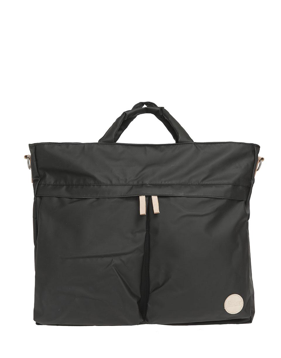 Batoh Enter Helmet Tote Bag Black Waterproof/ Natural Leather + doprava zdarma