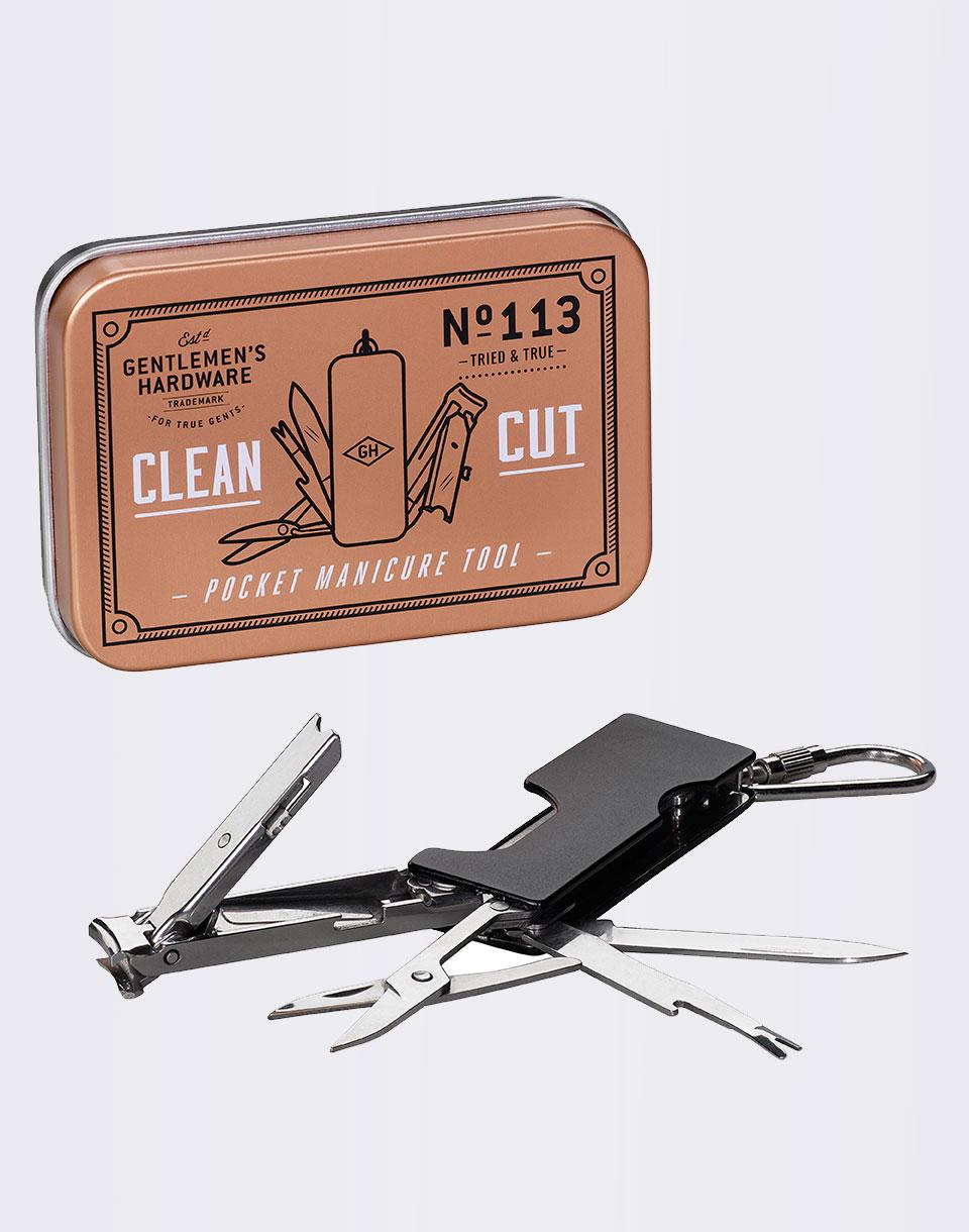Kosmetika W & W Manicure Mini Multi Tool GEN113