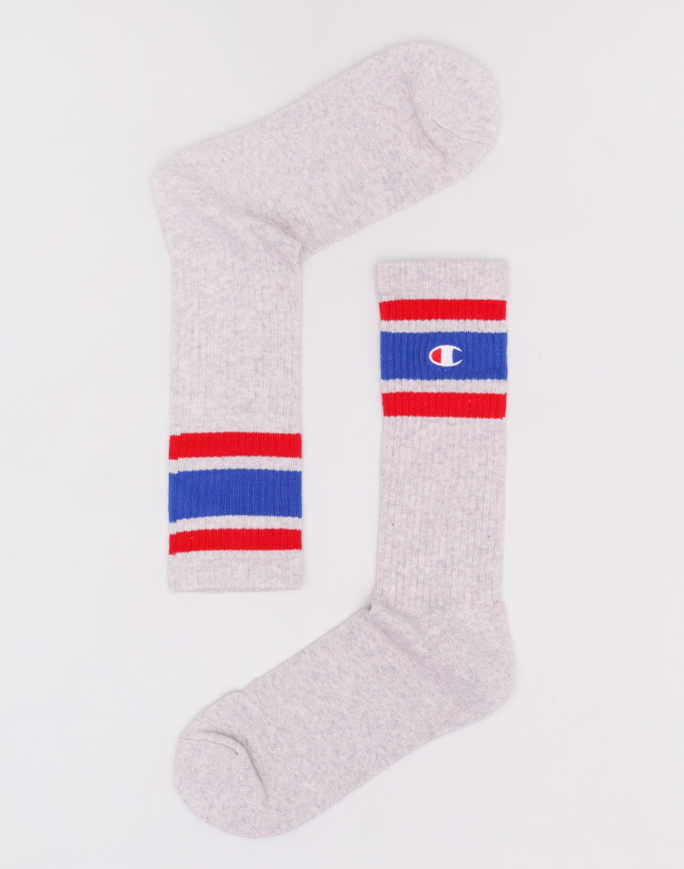 Champion Crew Socks LOXGM  BAI RED 39 42