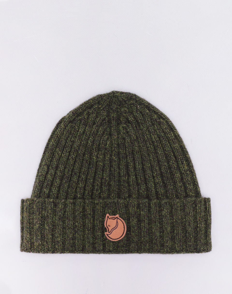 Fjällräven Re-Wool Hat 633 Dark Olive