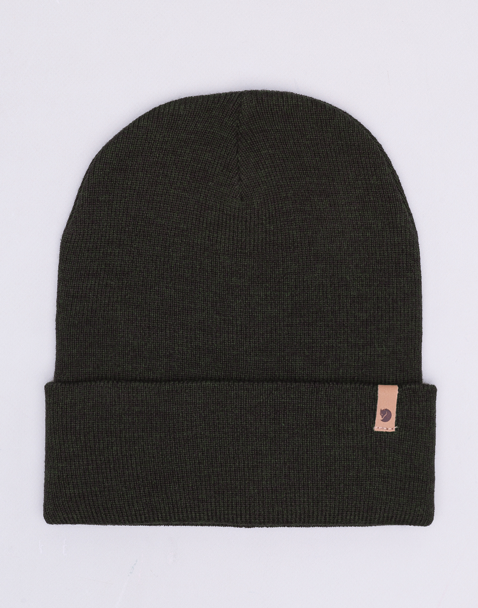 Fjällräven Classic Knit Hat 550 Black