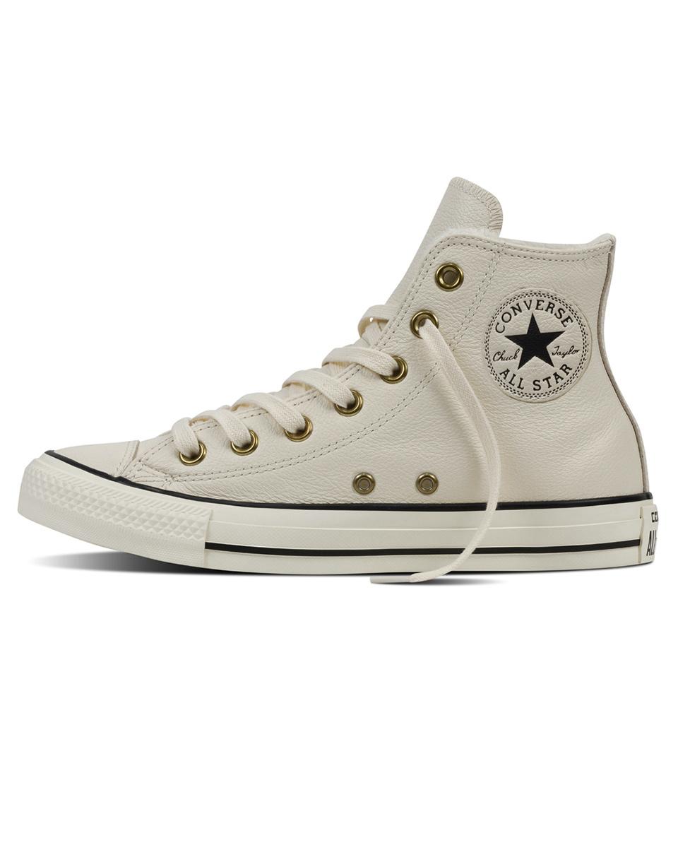 Sneakers - tenisky Converse Chuck Taylor All Star Parchment / Black / Egret 37 + doprava zdarma