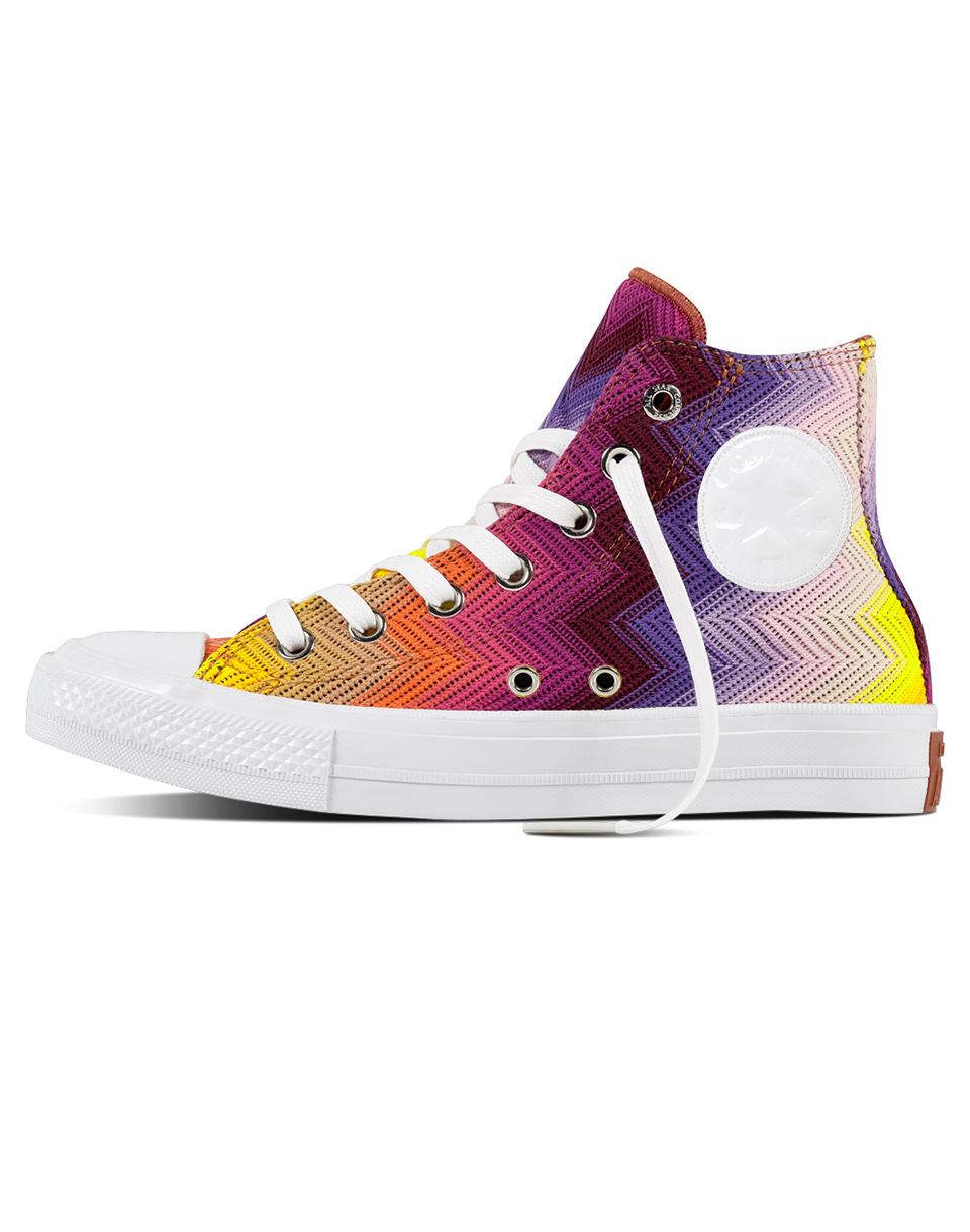 Sneakers - tenisky Converse Missoni Chuck Taylor All Star II White / Multi / White 37 + doprava zdarma