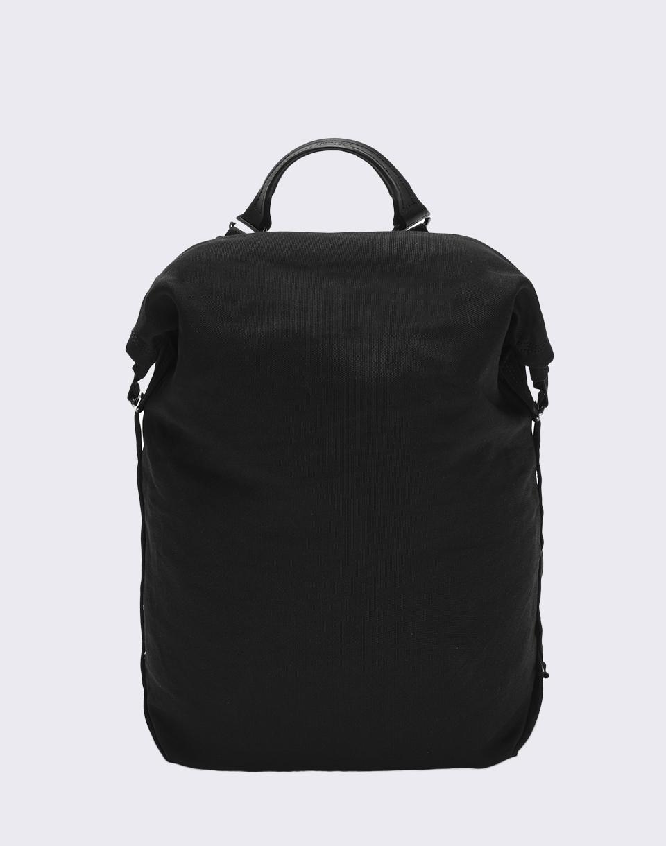 Batoh QWSTION Roll Pack Bananatex® All Black 5ce6eeeec1
