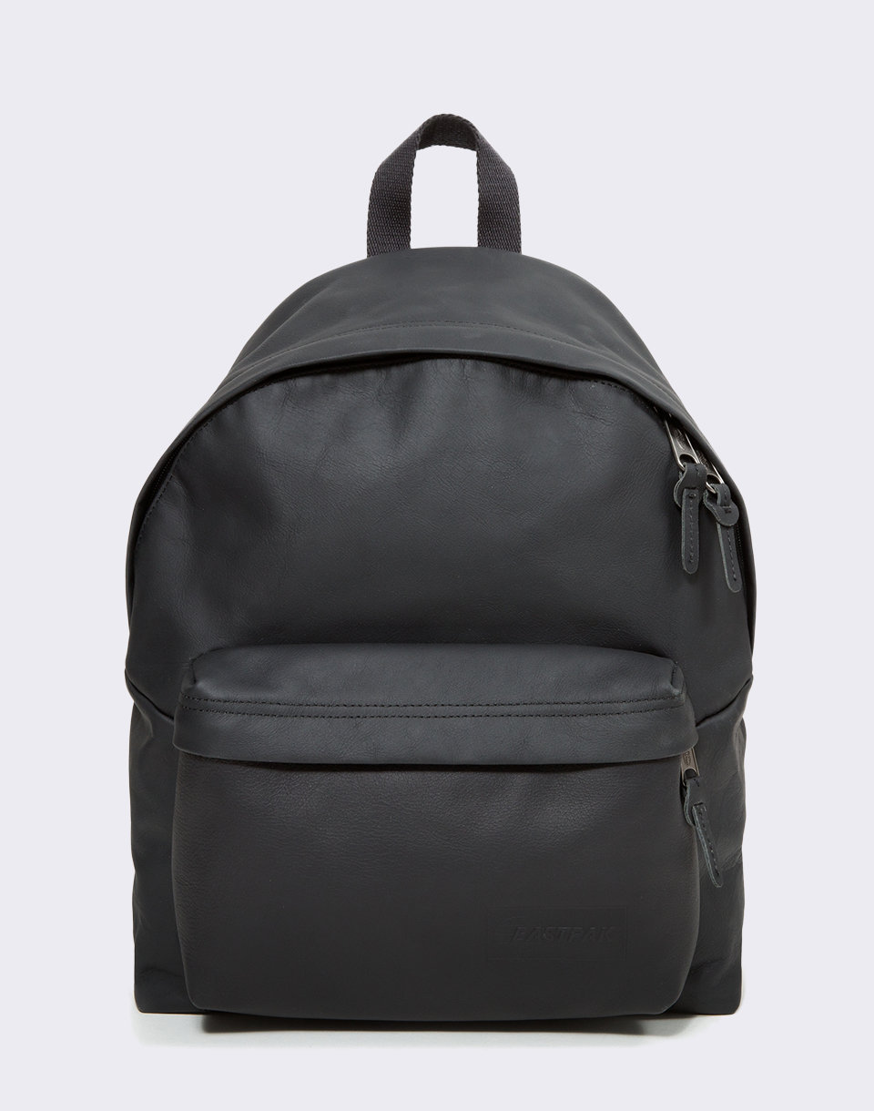 Eastpak Padded Pak r Black Ink Leather