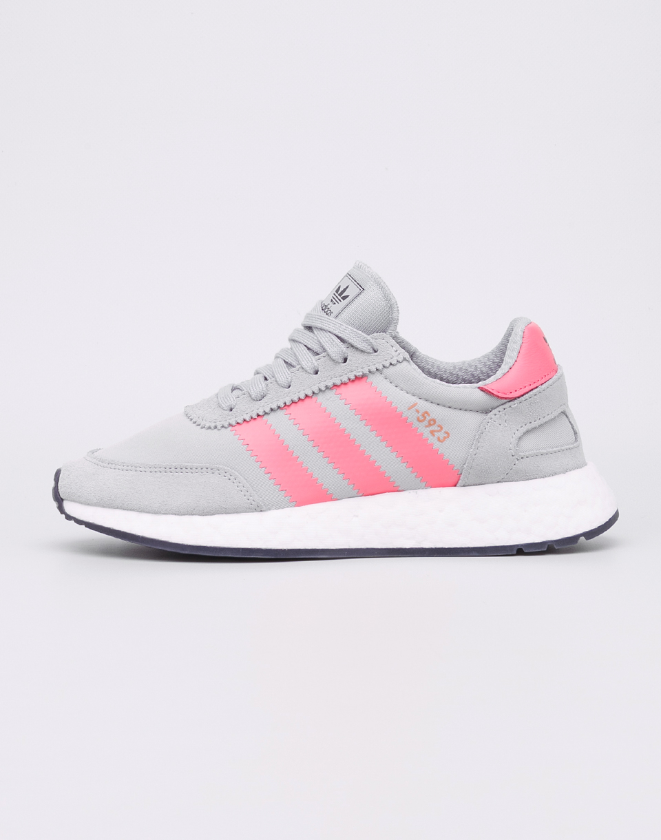 Adidas Originals I 5923 Grey Two  Chalk Pink  Core Black 42