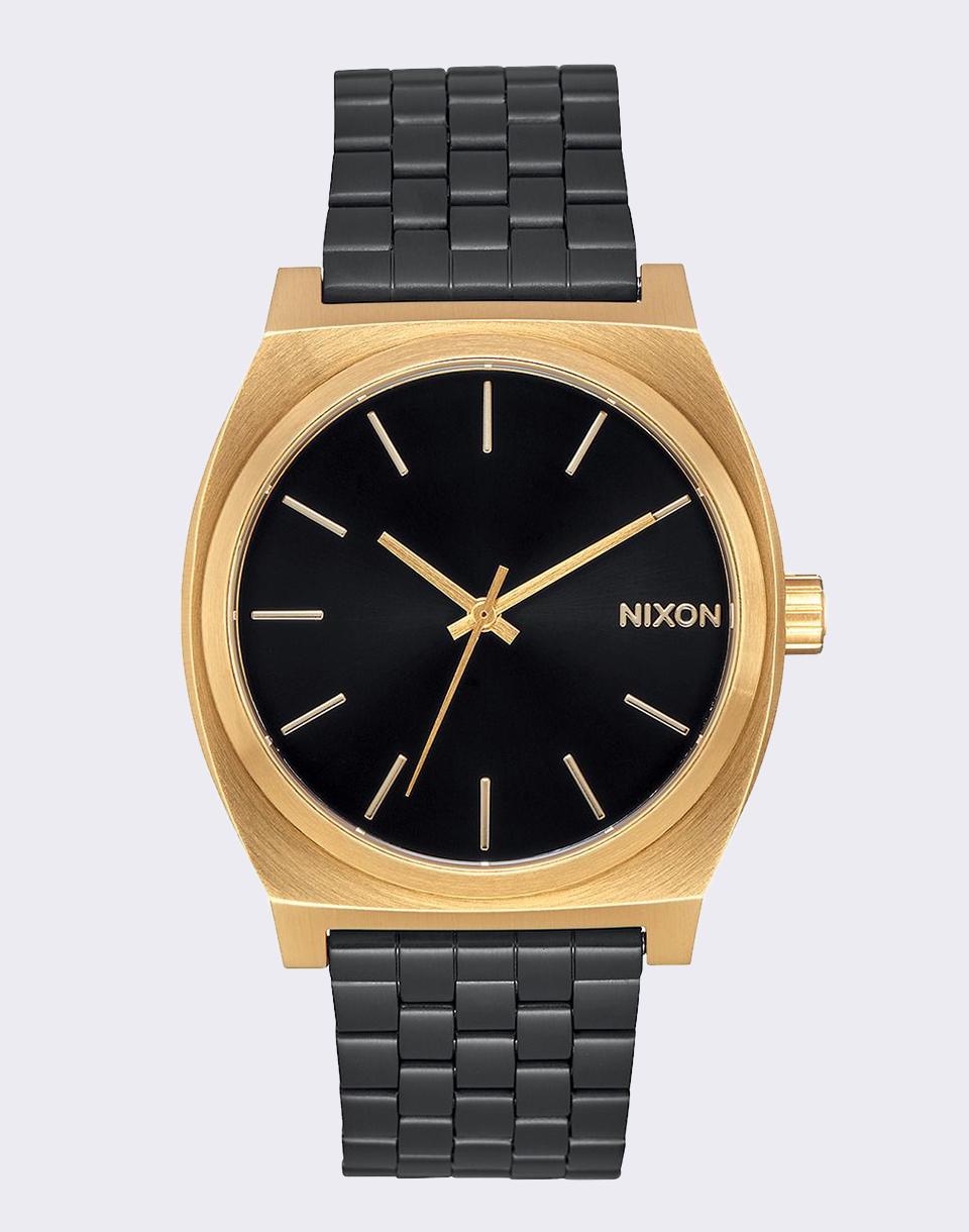 Nixon Time Teller Gold/ Black Sunray