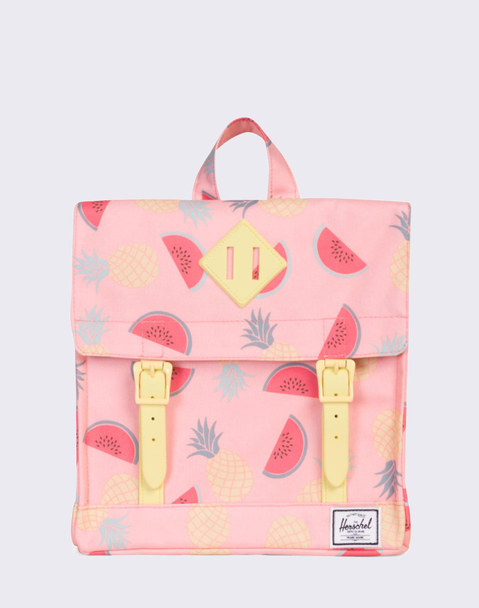Herschel Supply Survey Kids Peach Fruit Punch