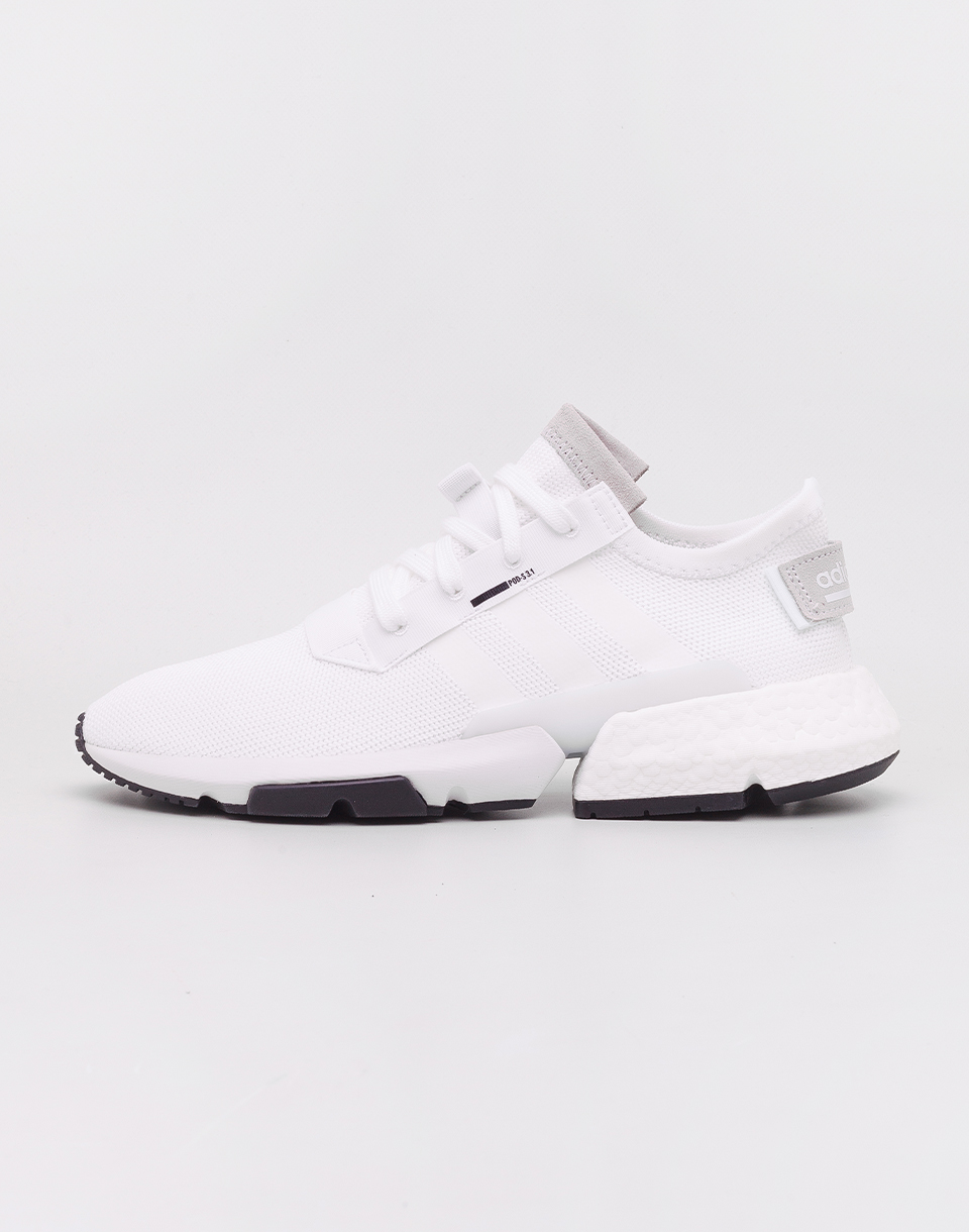 Adidas Originals POD S3 1 Footwear White   Footwear White   Core Black 42 5