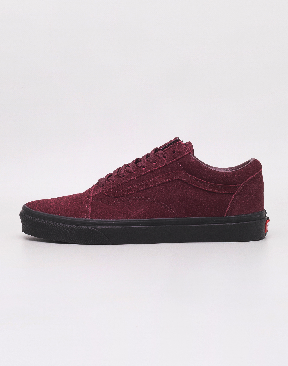 Vans Old Skool (Black Outsole) Port Royale/ Black 42