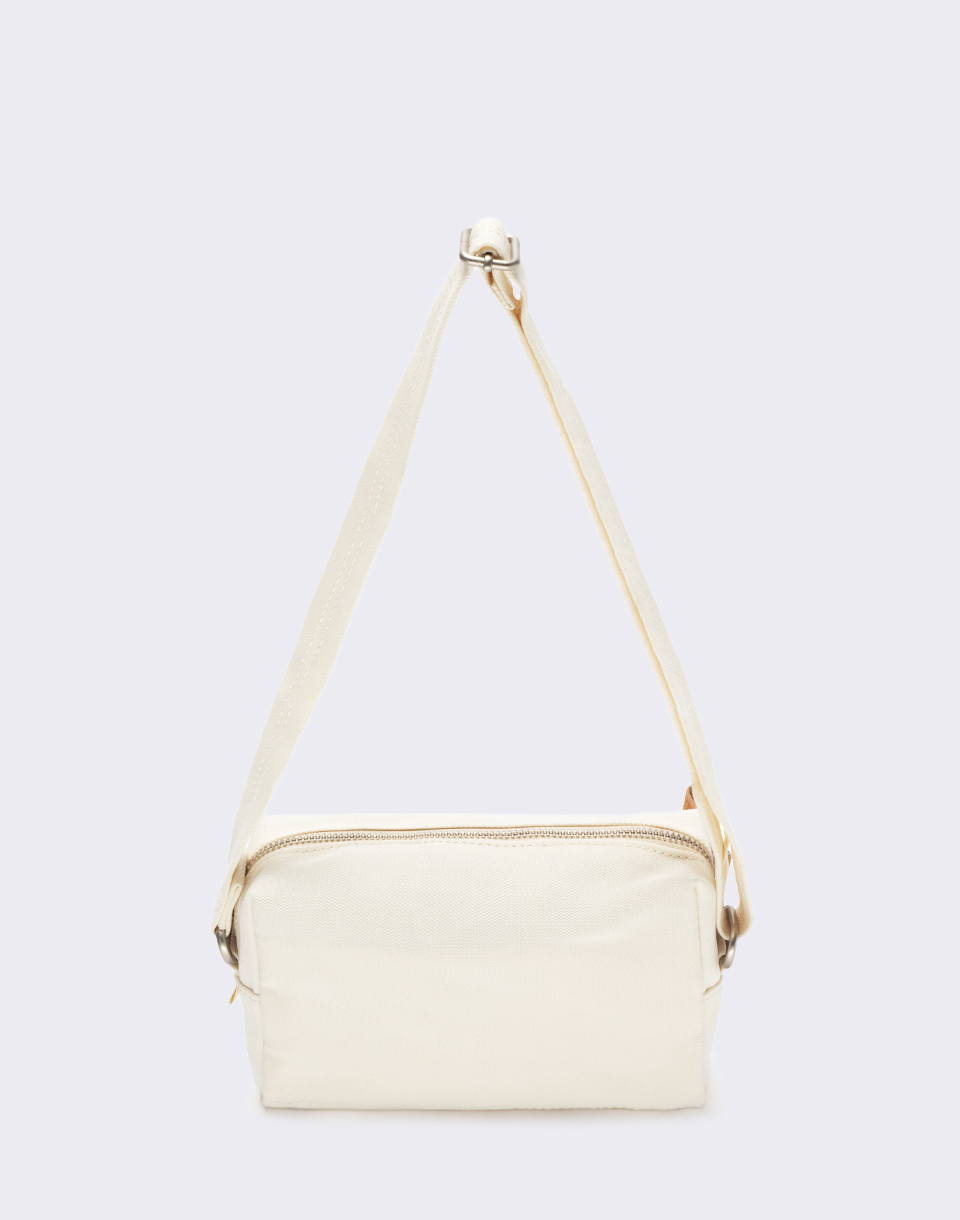 QWSTION Hip Pouch Natural White