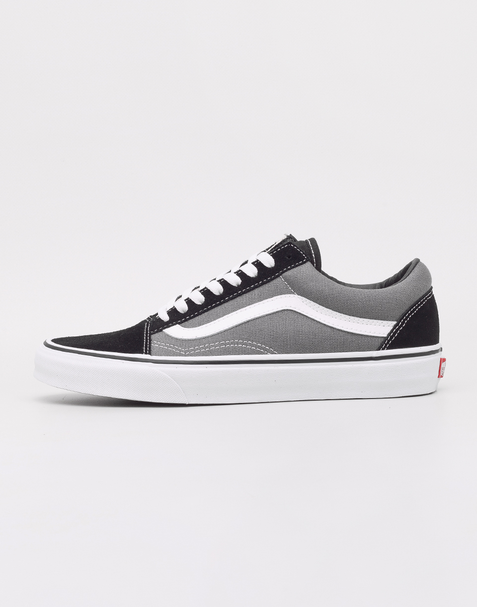 Vans Old Skool Black/ Pewter 43