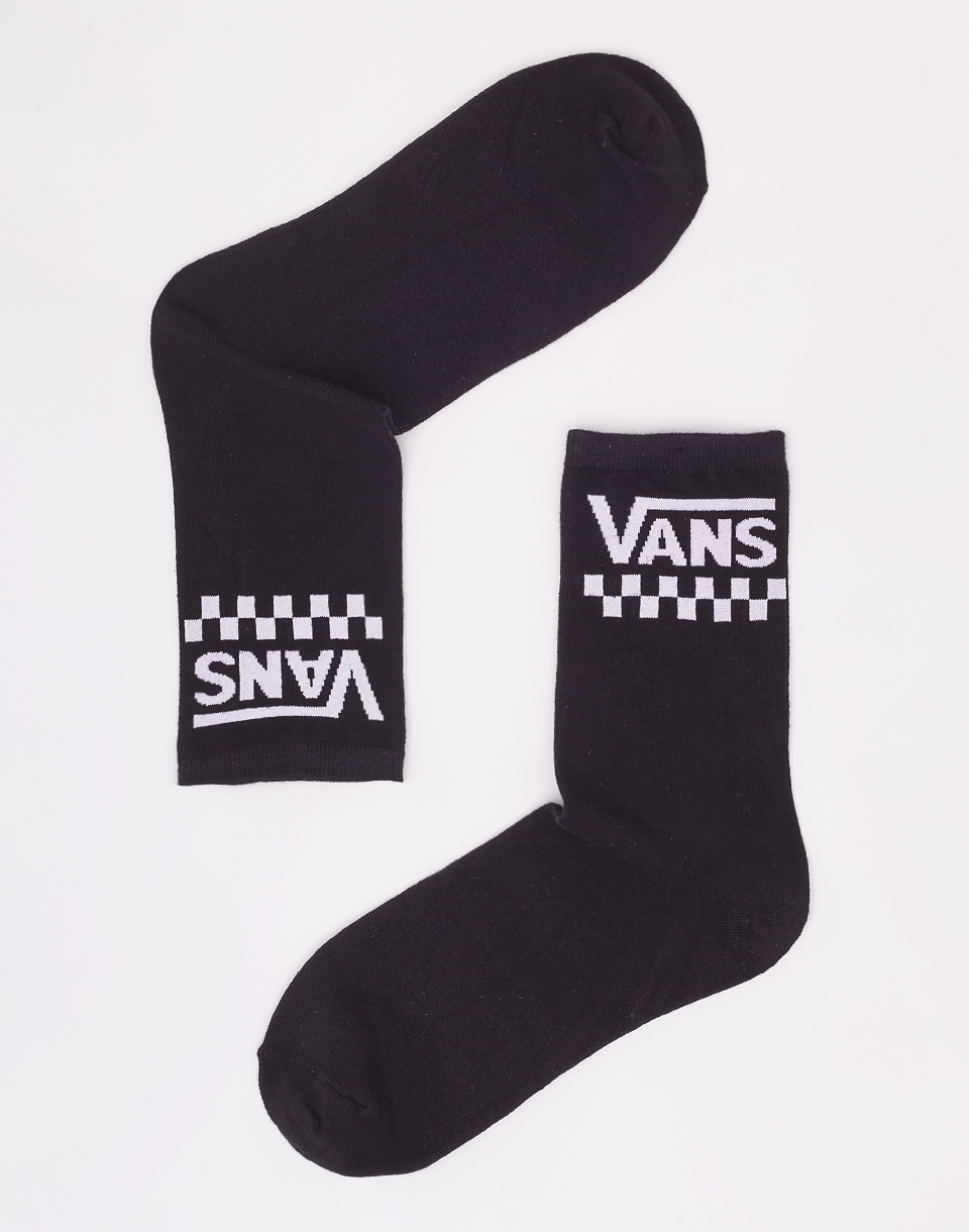 Vans Ticker Black Checker