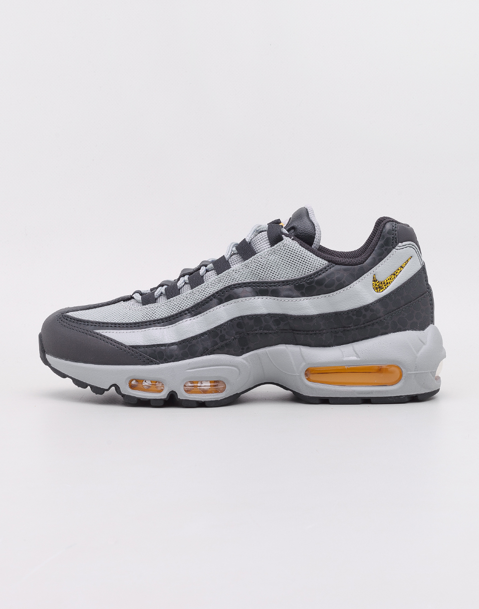 Nike Air Max 95 SE Reflective Off Noir  Dynamic Yellow  Atmosphere Grey 42 5