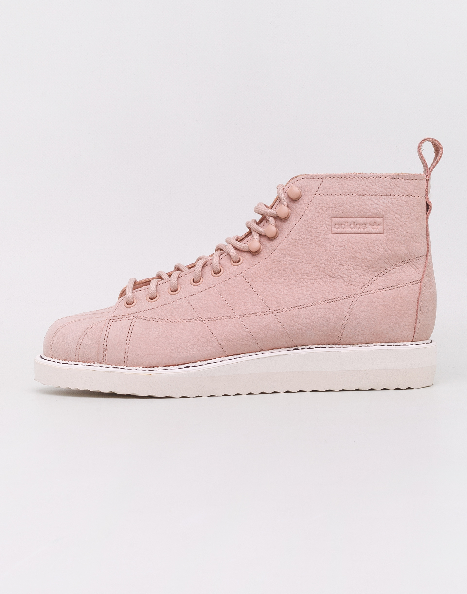 Adidas Originals Superstar Boot Ash Pearl  Ash Pearl  Off White 39