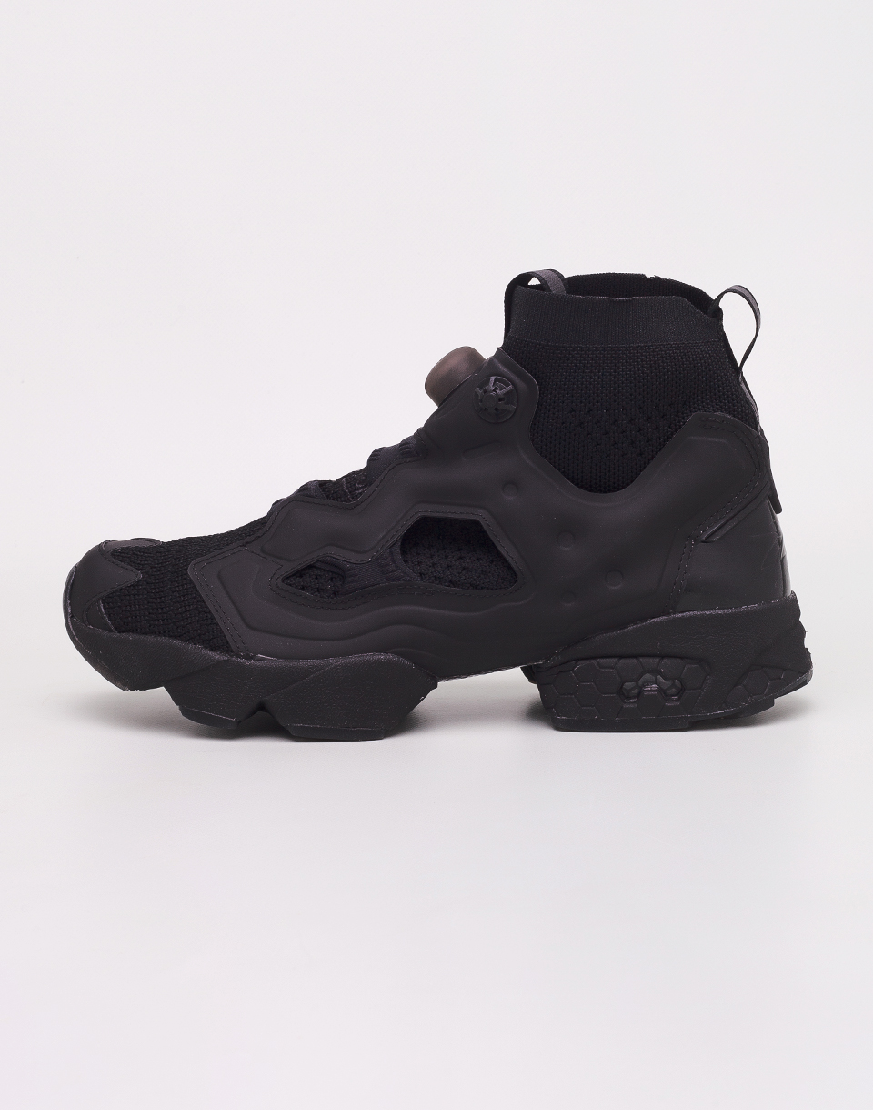 Reebok Instapump Fury OG Ultraknit Black  Digital Pink 42