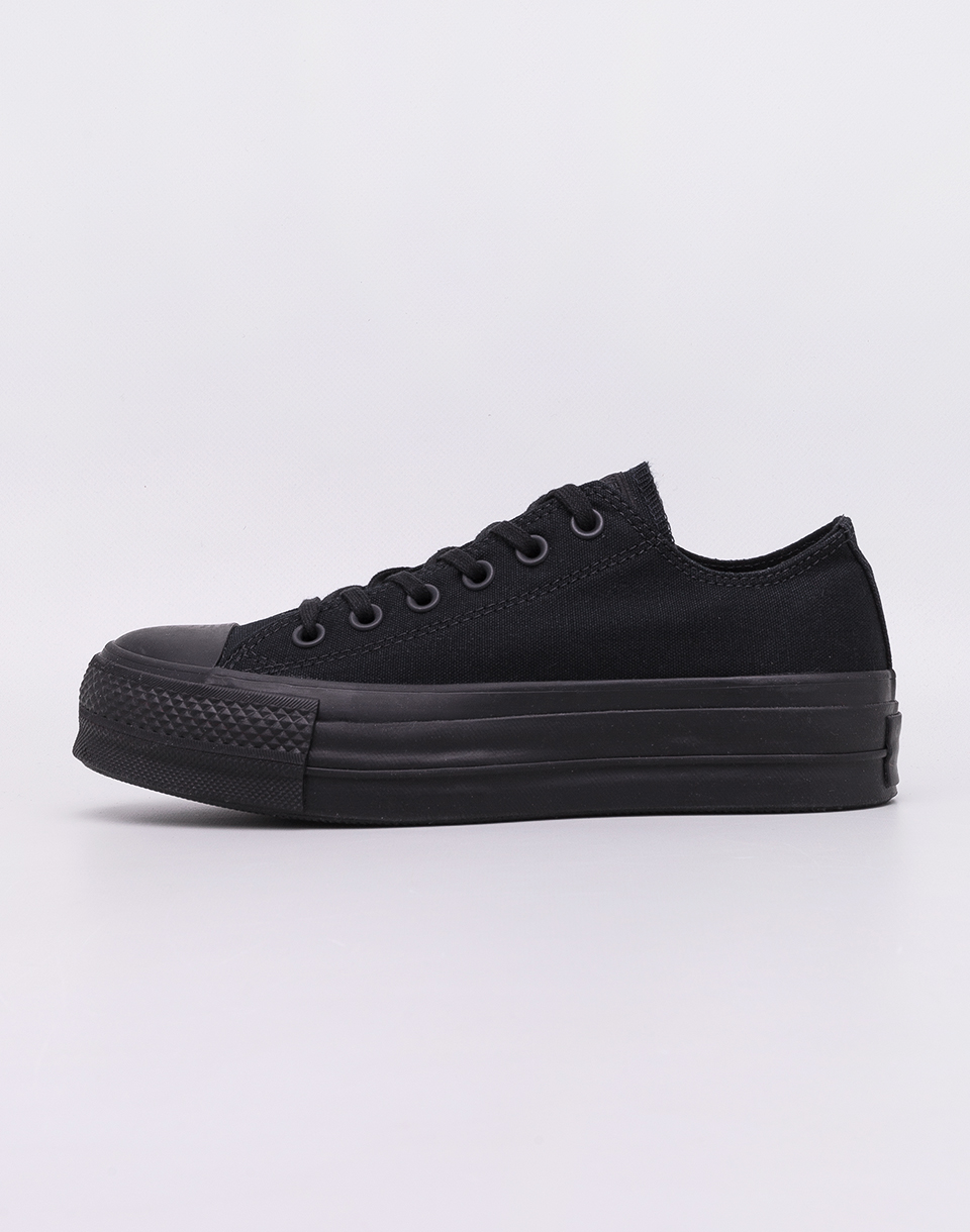 Converse Chuck Taylor All Star Lift Black/ Black/ Black 36