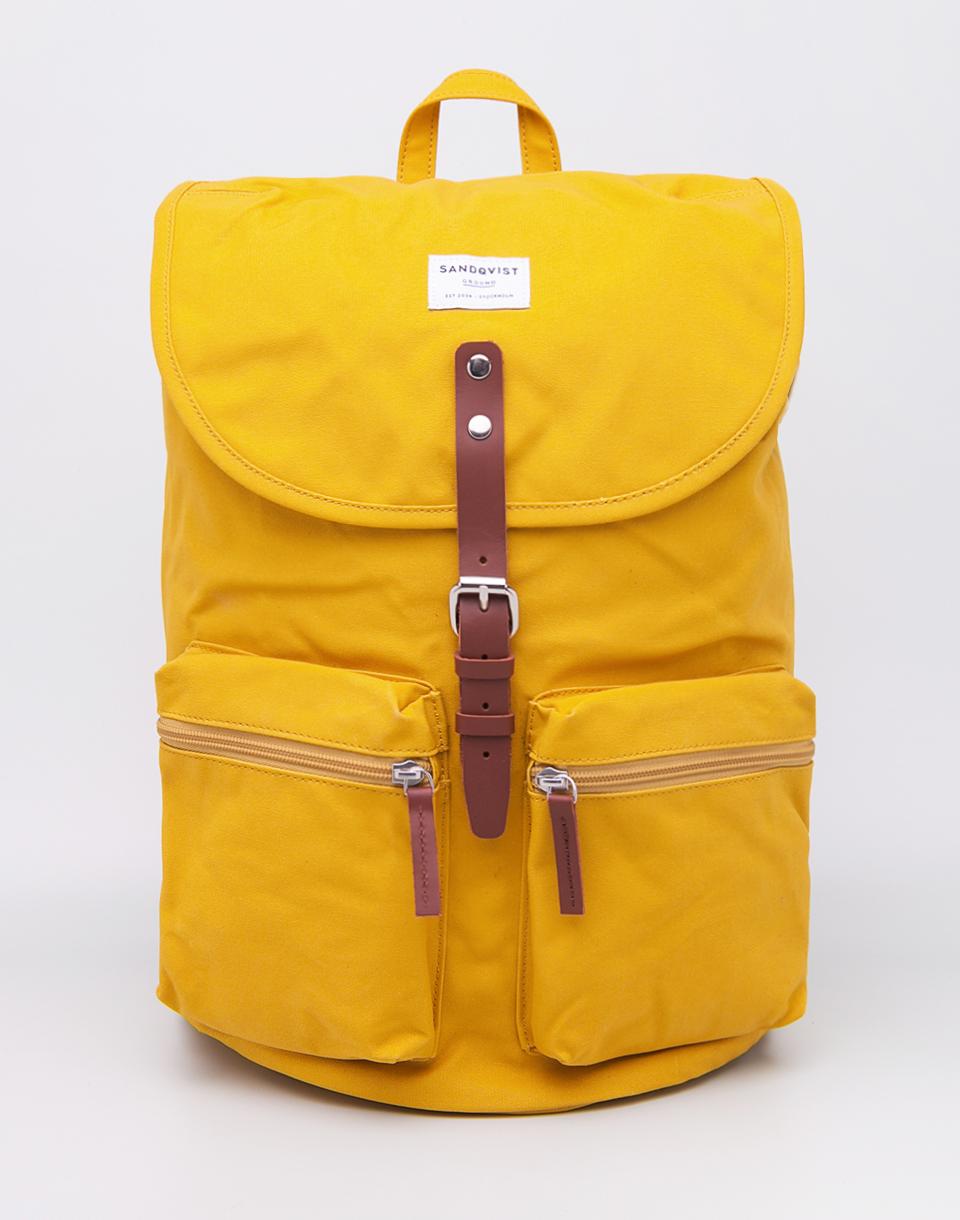 7afa73177c4 Batoh Sandqvist ROALD Yellow