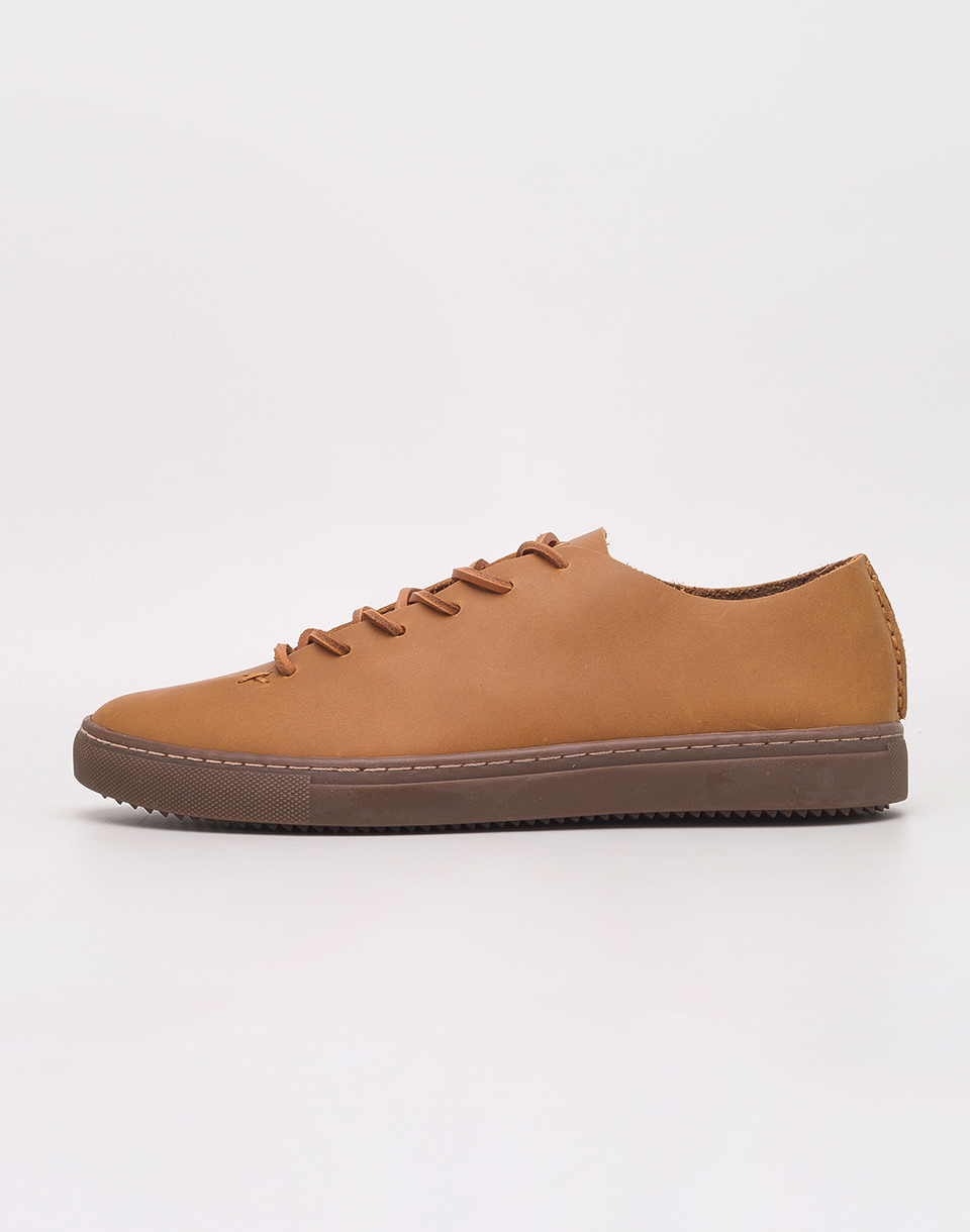 Clae One Piece Curry Leather Tobacco 42