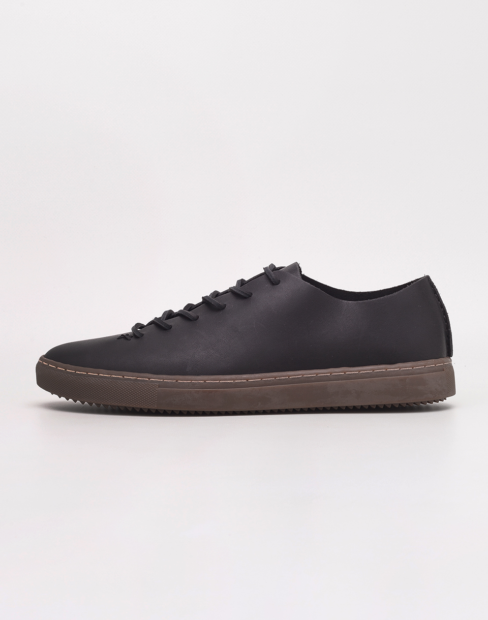 Clae One Piece Black Full Grain Leather 42