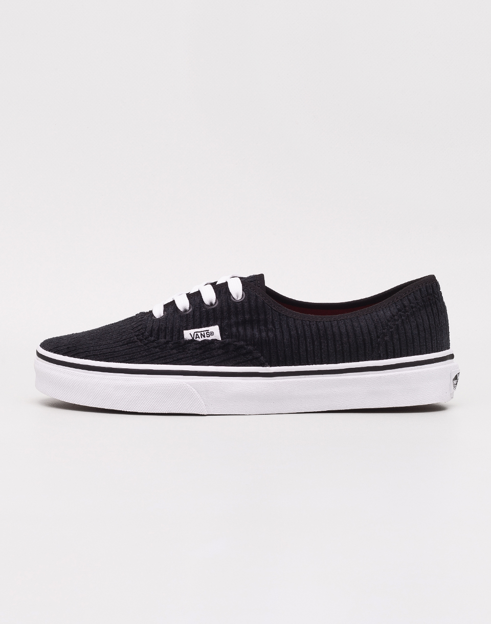 Vans Authentic (Design Assembly) Black True White 36