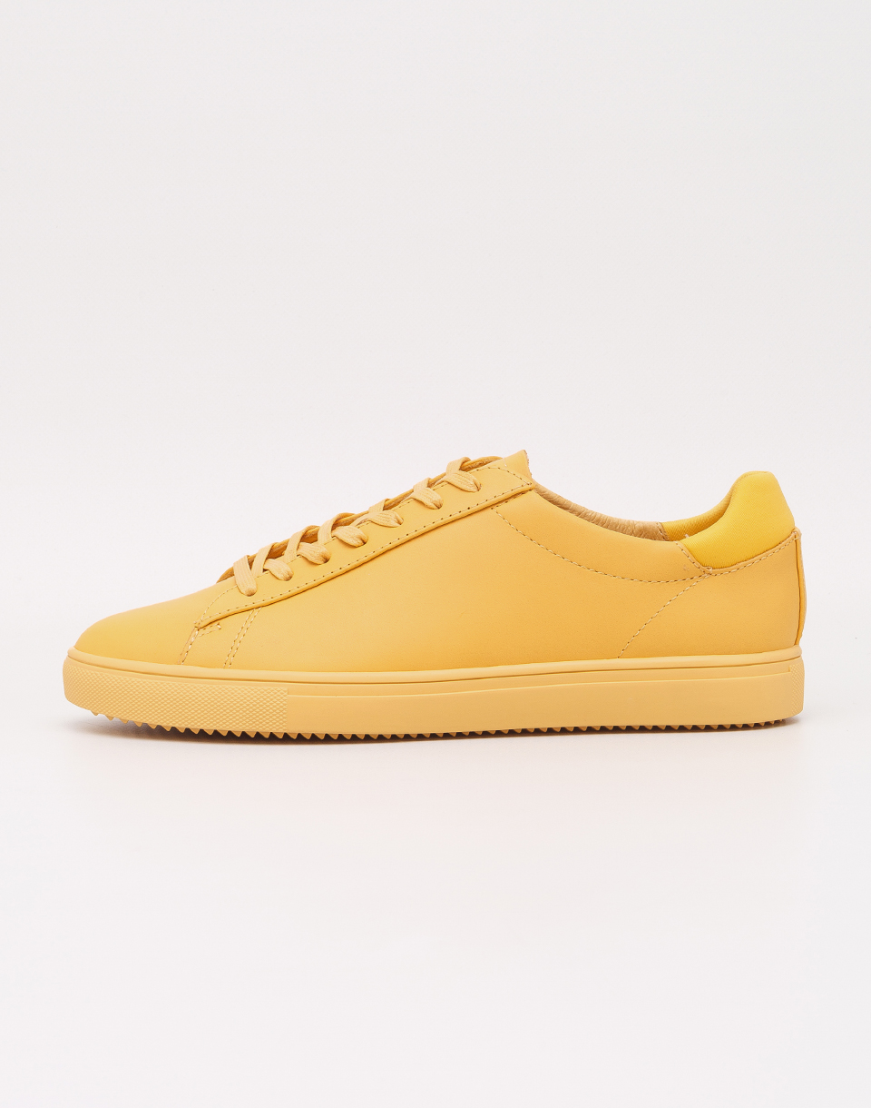 Clae Bradley Ochre Full Grain Leather 42