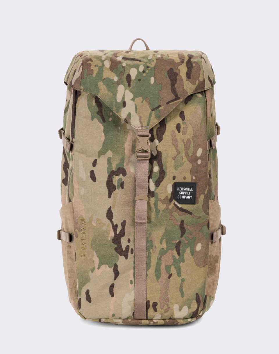 Herschel Supply Trail Barlow Large Multicam Elmwood