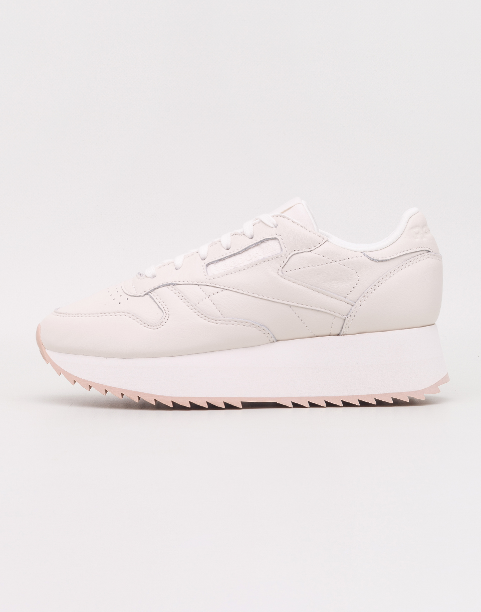 Reebok Classic Leather Double Chalk  Bare Beige 38