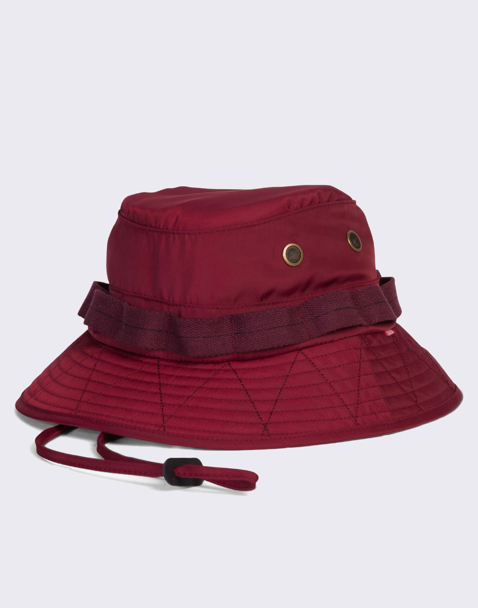 Herschel Supply Surplus Creek Windsor Wine L XL