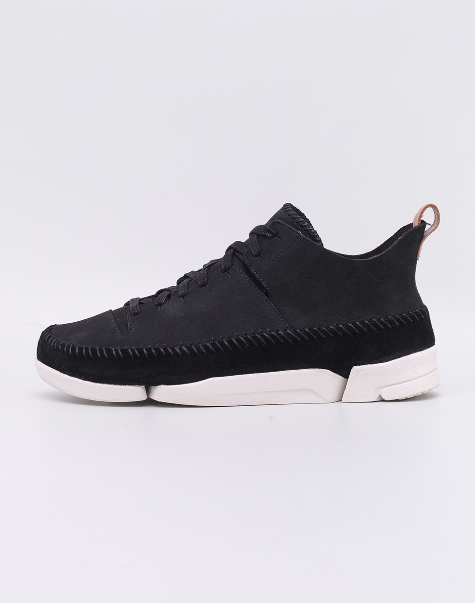 Clarks Originals Trigenic Flex Black Nubuck 44