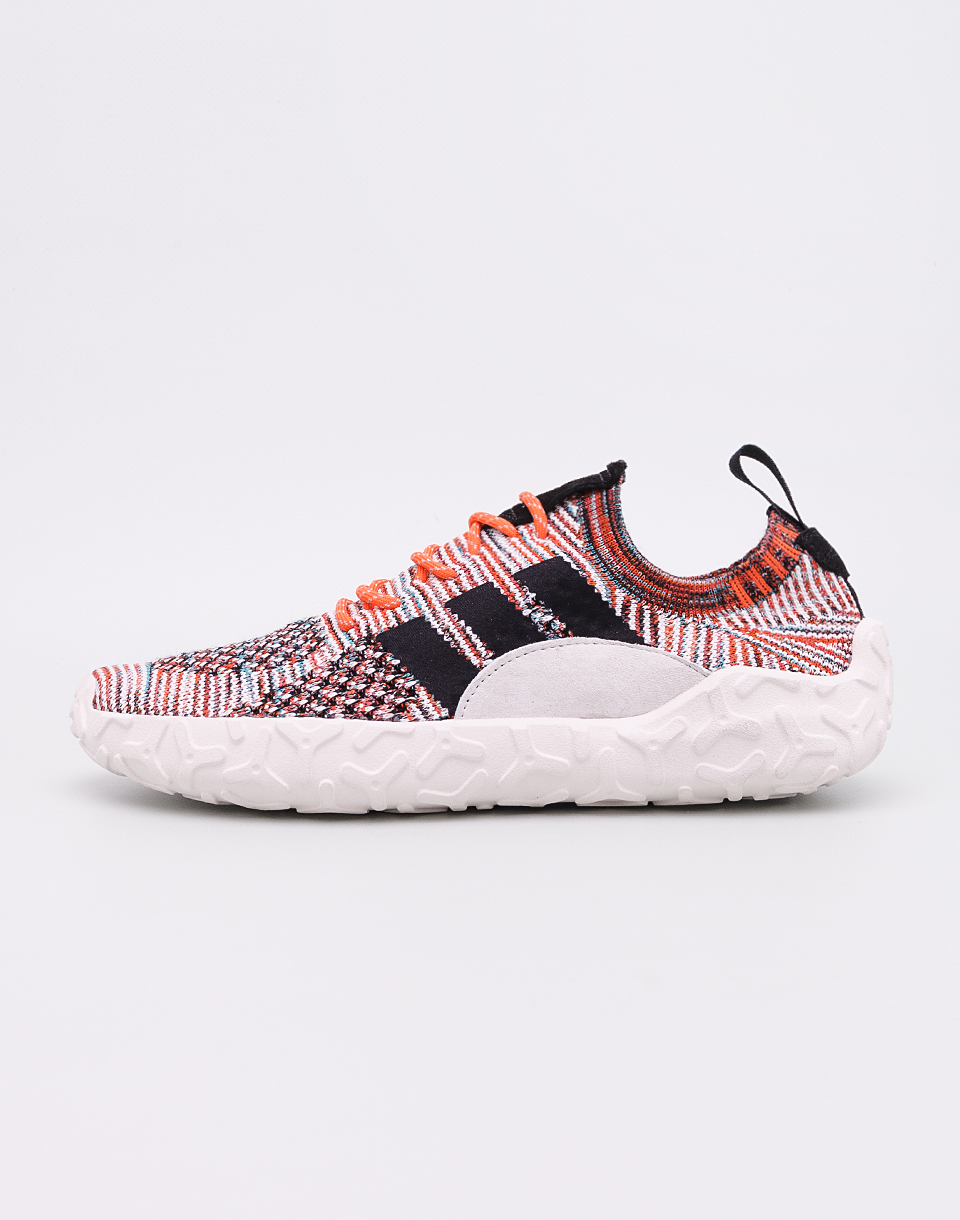Adidas Originals F 22 Primeknit Trace Orange  Core Black  Core Black 44