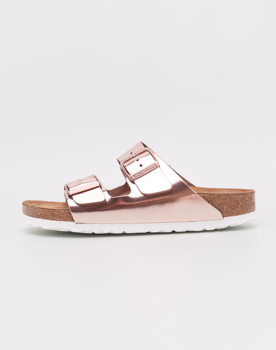 Birkenstock Arizona Metallic Copper 38