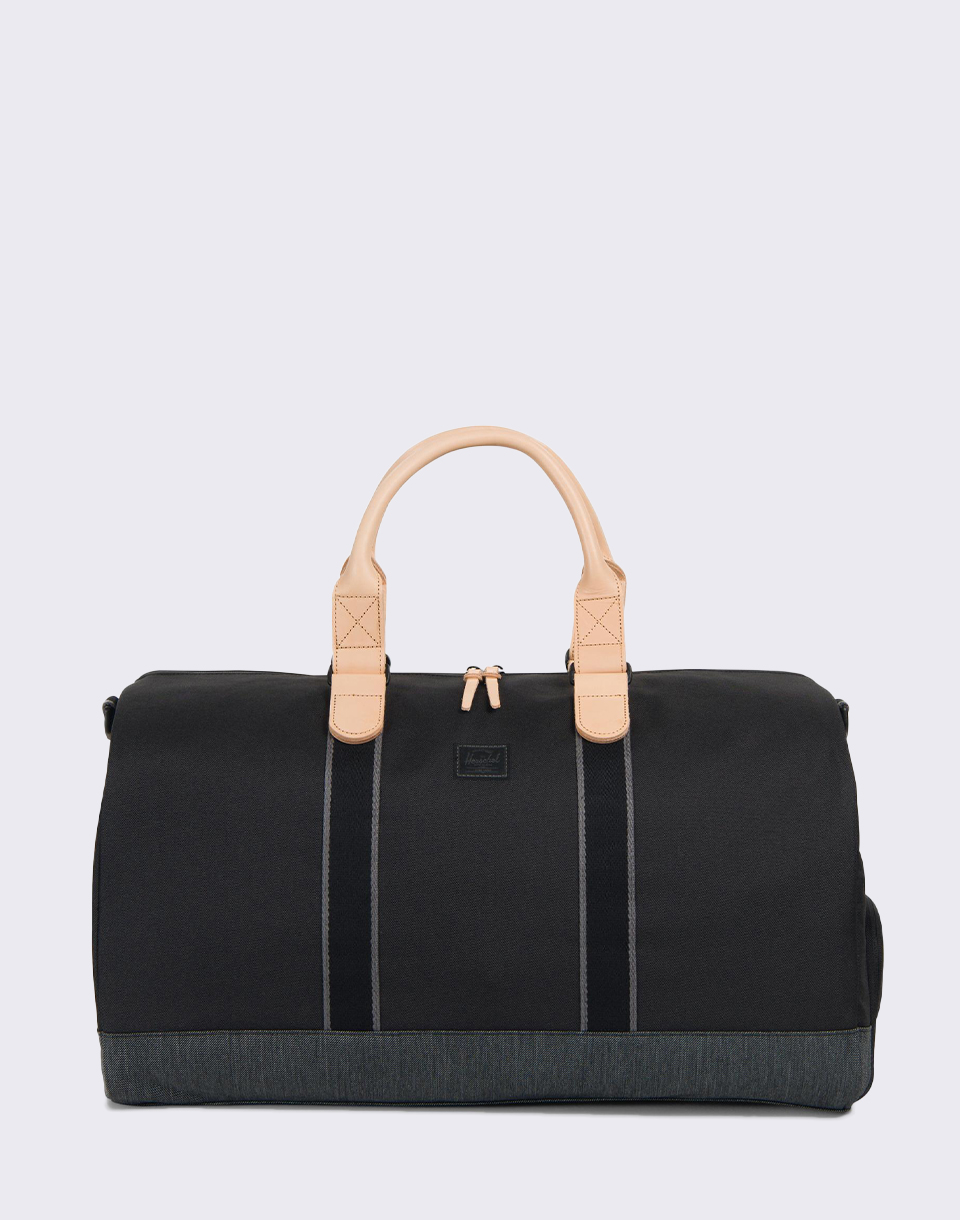 Herschel Supply Offset Novel Black Black Denim