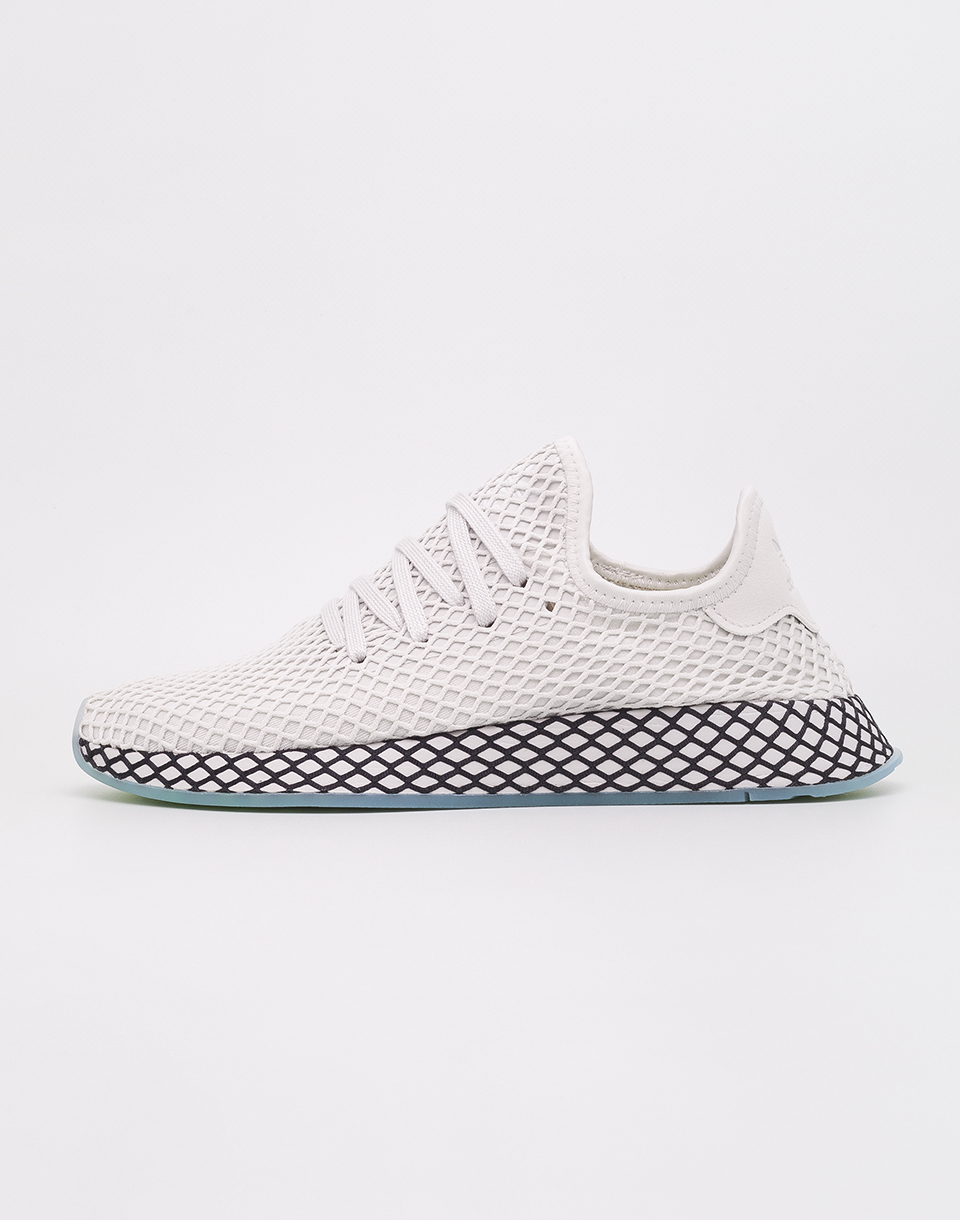 Adidas Originals Deerupt Runner Grey One  Grey One  Clear Mint 44