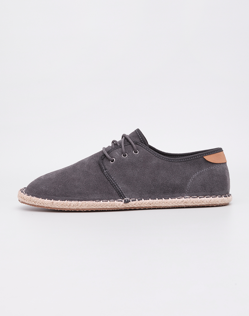 Toms Diego Forged Iron Grey Suede 46