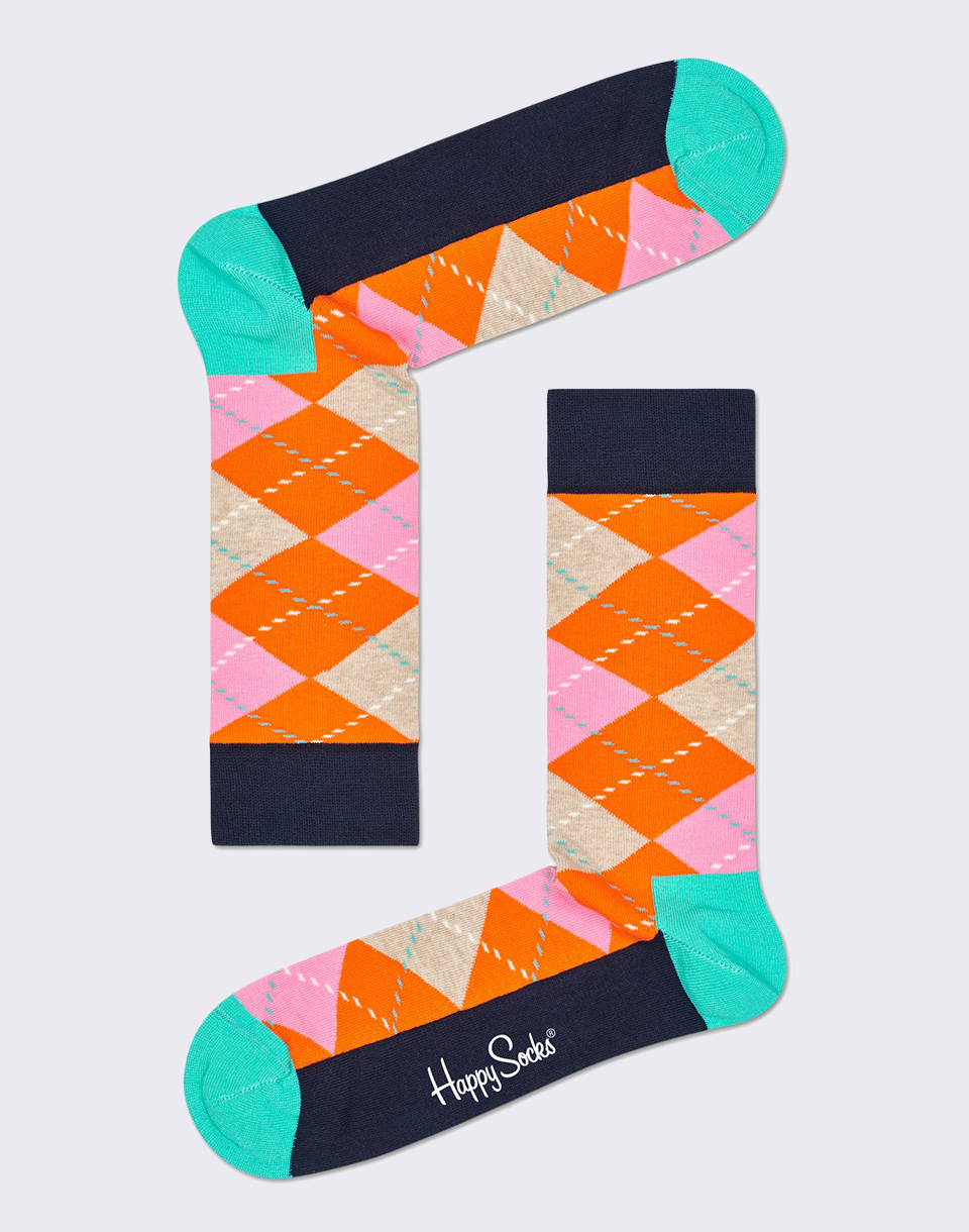Happy Socks Argyle ARY01 2700 36 40