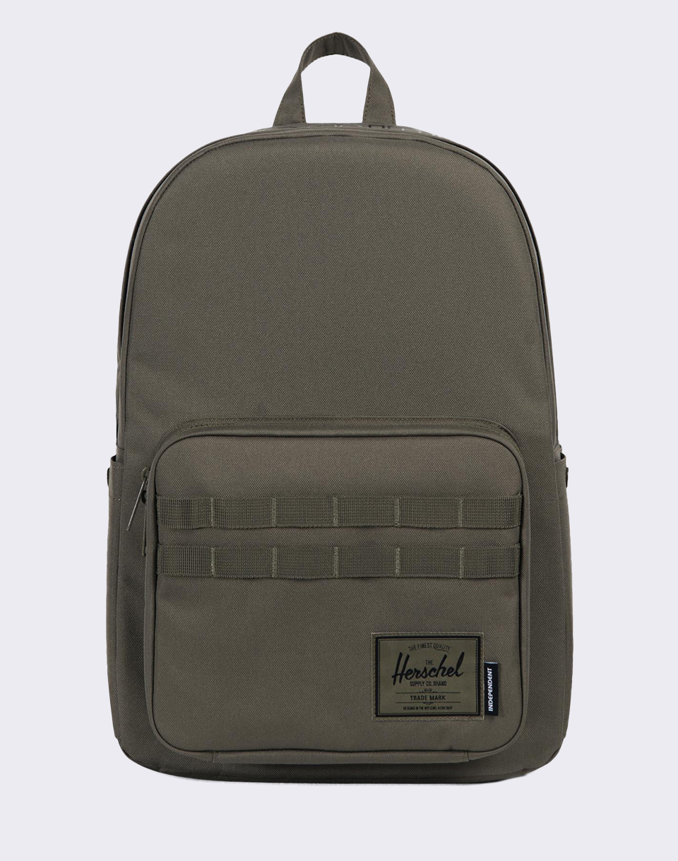 Herschel Supply Independent Pop Quiz Ivy Green