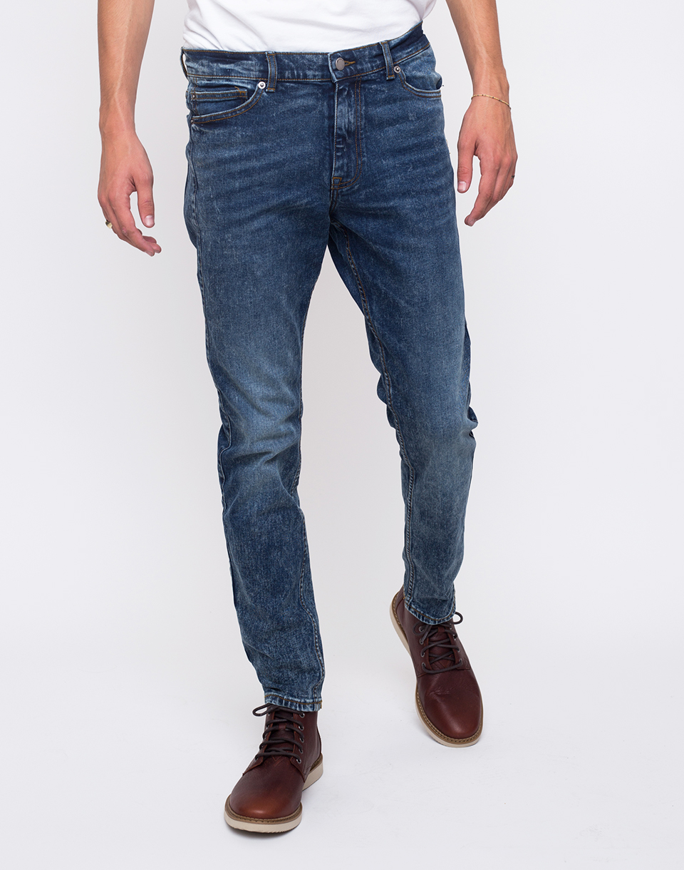 Dr  Denim Clark Dim Blue W32 L34
