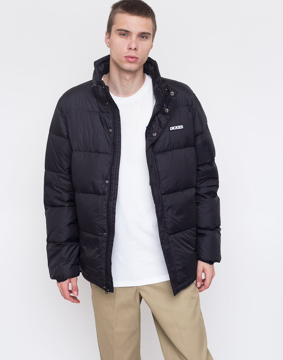 Dickies Oakvale Black L
