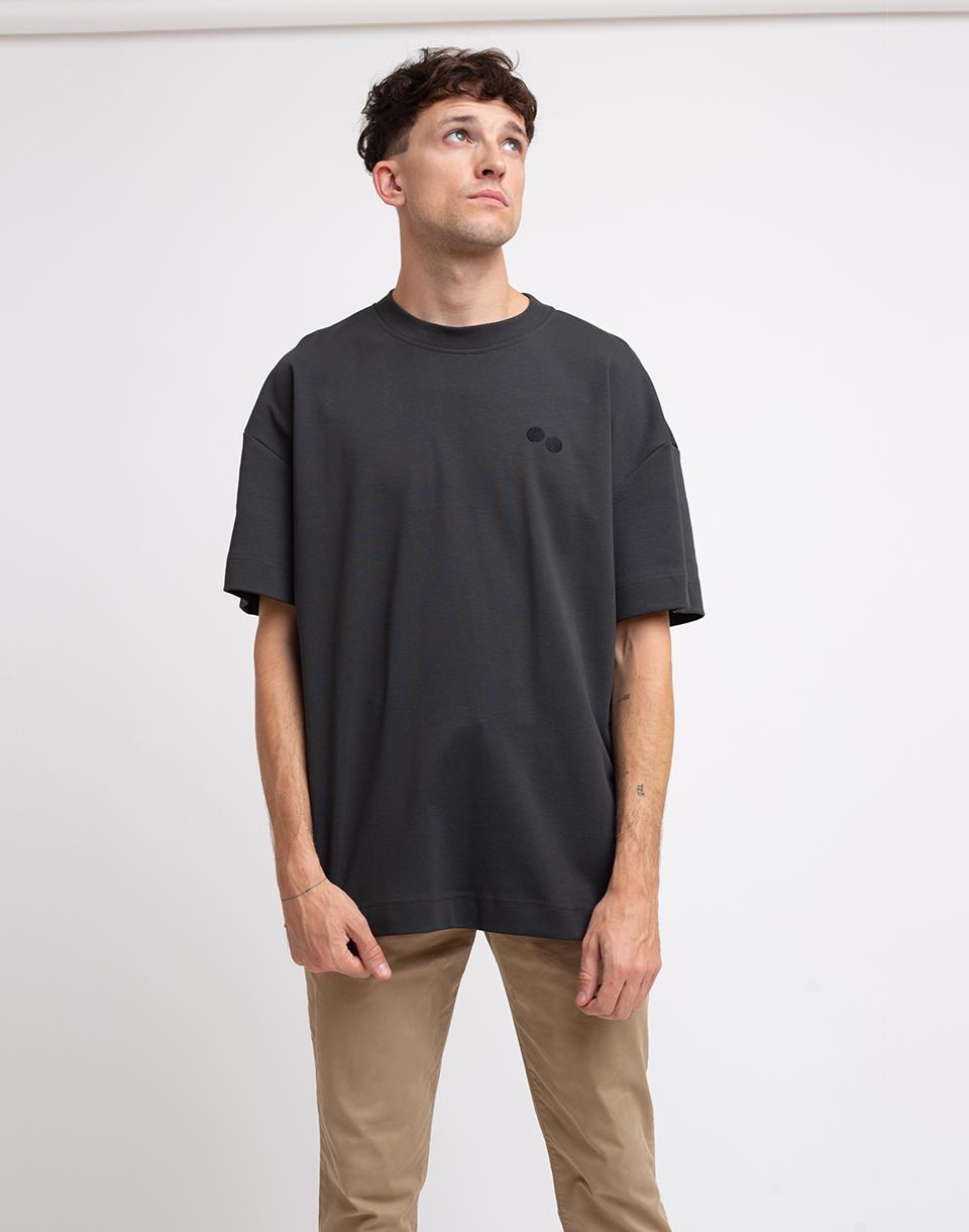 Levně pinqponq T-Shirt Men Mulch Antra XL