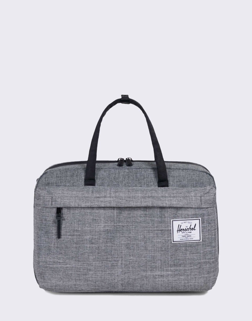 Herschel Supply Bowen Raven Crosshatch