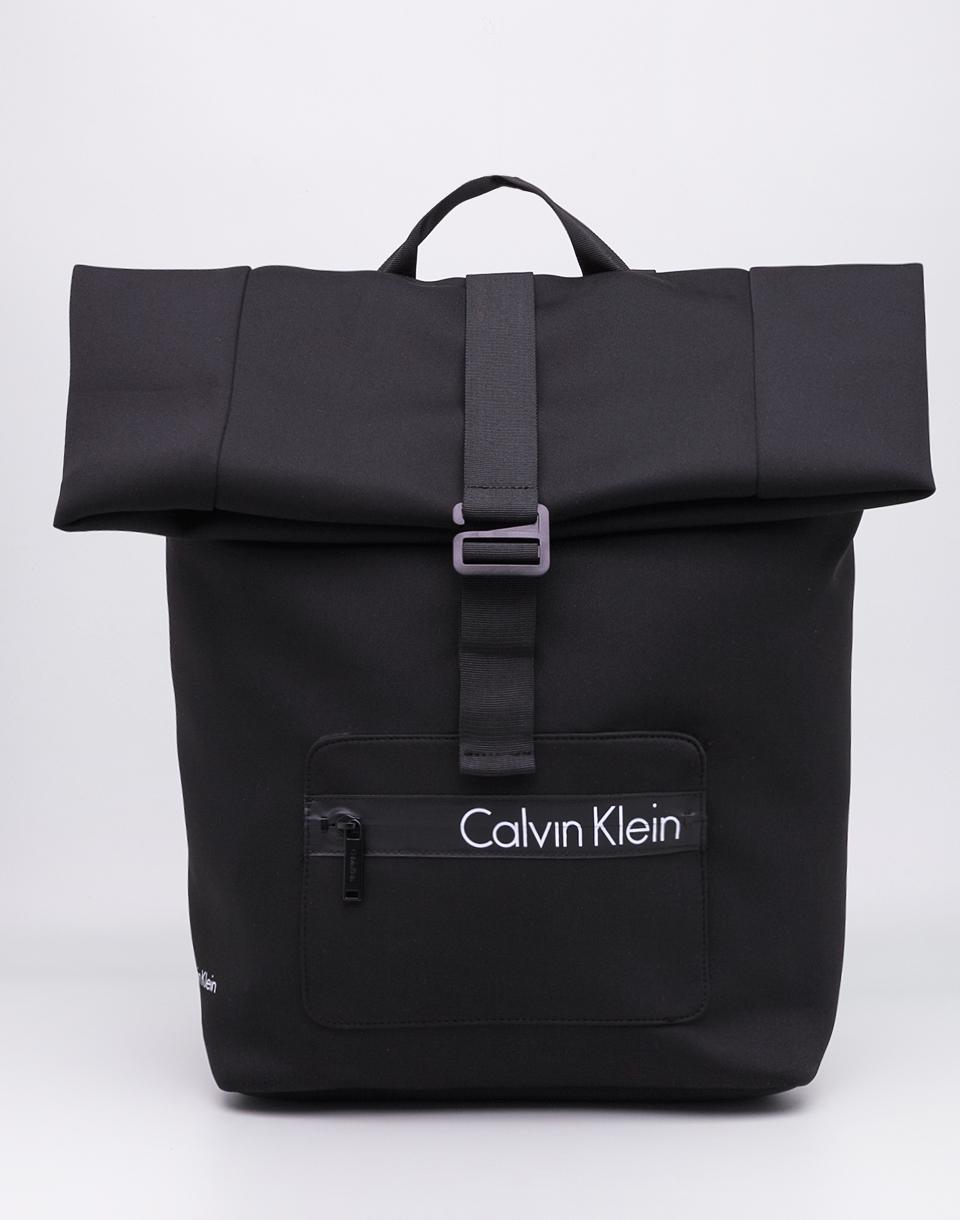 Batoh Calvin Klein Scuba BLACK + doprava zdarma