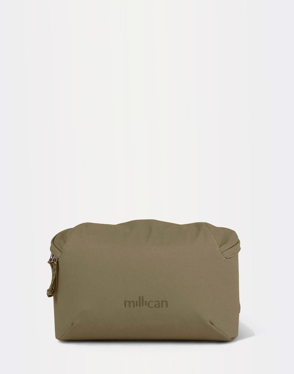 Ledvinka millican Camera Insert / Waist Pack 5 l Moss + doprava zdarma