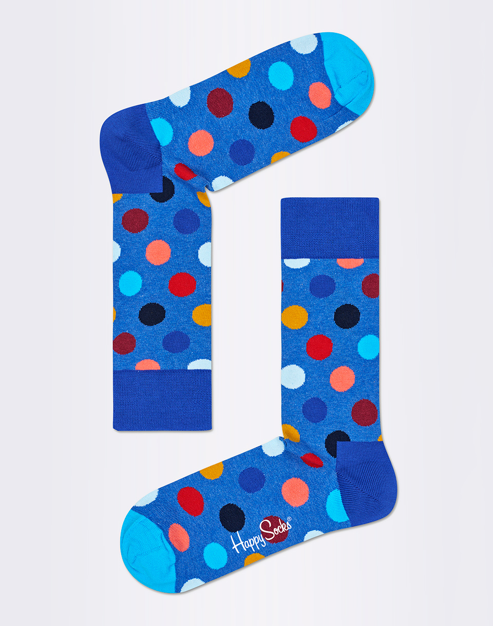 Happy Socks Big Dot BDO01 6002 36 40